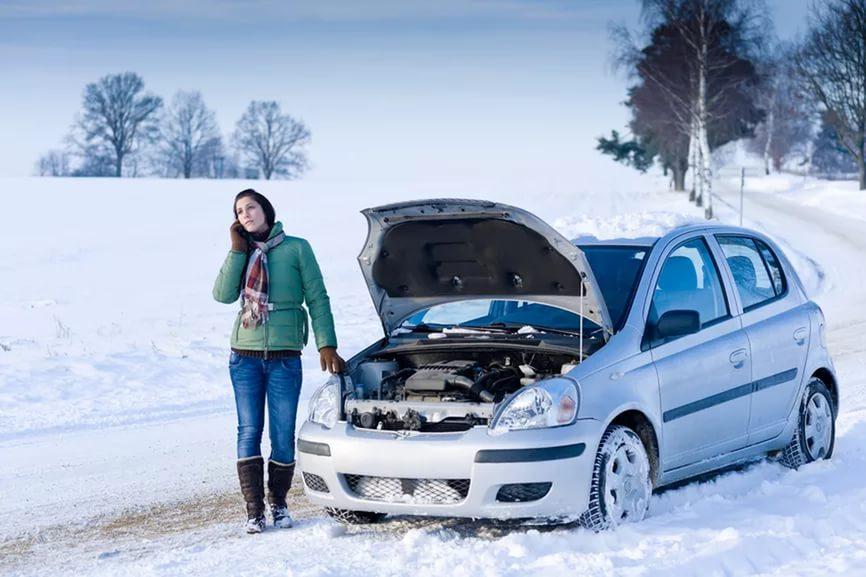 Почему не заводится машина зимой автомат